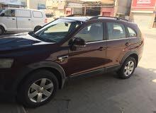 170,000 - 179,999 km Chevrolet Captiva 2012 for sale