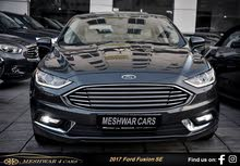 2017 Used Ford Fusion for sale