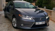 لكزس ES300 2013 لون فيراني فحص كامل كليين تاايتل أعلى صنف ماوس مربع Lexus ES300H