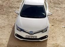 For sale Toyota Auris car in Amman
