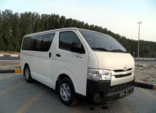 Toyota Hiace Cars for Sale in UAE : Best Prices : All Hiace