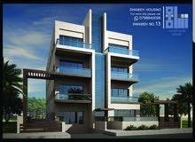 تملك شقة  في _ أبو نصير _  ( مساحة 160 متر ) مطلة على شارع الأردن ( تشطيبات رائعة )