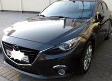 urgent Sale mazda 3 full option model 2015