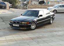 BMW 750il  للبيع او البدل