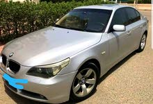 Used condition BMW 525 2005 with 190,000 - 199,999 km mileage