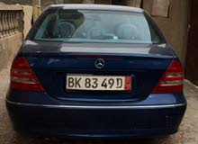 2005 مرسيدس c200