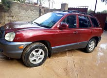 Used condition Hyundai Santa Fe 2004 with 0 km mileage
