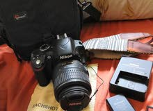 Camera available with high-end specs for sale directly from the owner in Amman