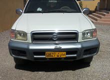 Used condition Nissan Pathfinder 2004 with +200,000 km mileage