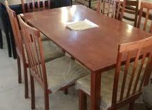 طاولة طعام ماليزي