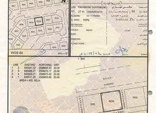 سكني تجاري مربع 13 مصرحه لبناء 8 ادوار ع الخط الثالث من الشارع العام وبسعر مغري