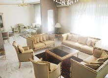 دير غبار شقة طابقية مفروشة 4 نوم للإيجار