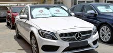 Mercedes Benz C 300 car for sale 2015 in Jeddah city