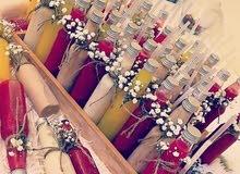 توزيعات وحلويات ..لكل المناسبات ..اعراس..اعياد ميلاد ..تخرج ..مواليد .ليلة الحنا