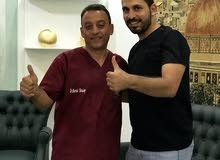 مطلوب طبيبة اسنان لمركز طبي راقي