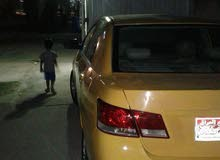 Yellow BYD G3 2012 for sale