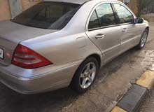For sale 2001 Grey C 200