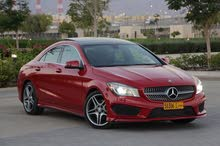 Mercedes Benz CLA 250 car is available for sale, the car is in Used condition