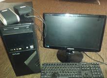 Used Desktop compter for sale of brand Samsung