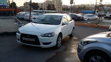 Mitsubishi Lancer 2015 For sale - White color
