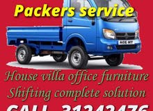 Excellent movers and packers service
