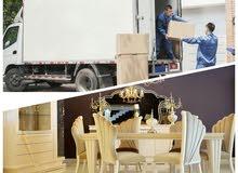 شركة دبي لترحيل اثاث المنازل