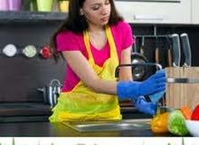 خدمات تنظيف وطبخ 50764419