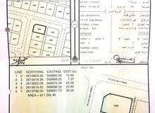أرض سكنية للبيع في النهضة المصنعة سوبر كورنر
