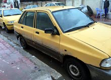 Manual Yellow SAIPA 2012 for sale