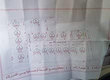 قطع ارض زراعي للبيع منطقه جيكور ابو الخصيب