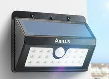 مصباح LED يعمل بالطاقه الشمسيه