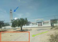 أرض للبيع في الخروب براكه الساحل الحمامات