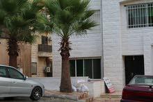 شقة  ارضية دوبلكس قرب دوار عبدون للبيع بسعر مغري جدا من المالك