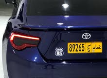Gasoline Fuel/Power   Toyota GT86 2017