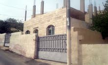 بيت مستقل على أرض 300م من اراضي غرب عمان ب55 ألف وادي السير الرباحية الجنوبية