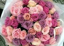 خدمة تنسيق الورد والتوصيل المجاني