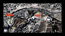 أرض تجاري للبيع مستوي على الشارع قرب سامح مول بجانب شركة الموطأ الاردنية لصناعة الايس كريم
