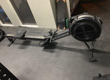 جهاز للجم air rower
