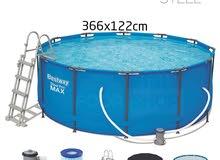 حوض سباحة ماركة. Best way pool