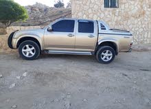 Used condition Isuzu D-Max 2007 with 0 km mileage