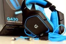 Logitech g430 7.1