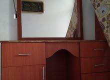 غرفة نوم مستعملة خشب تقيل ملبس قشرة سميكة موجودة بجديدة عرطوز