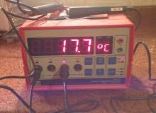 مقياس حرارة رقمي للإستخدام الصناعي