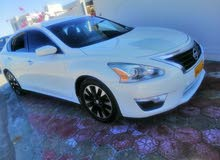 For sale 2013 White Altima