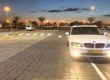 BMW 730 car for sale 2006 in Nizwa city