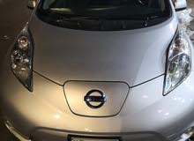 For sale Nissan Leaf car in Amman
