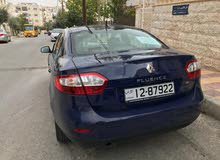 For sale Renault Fluence car in Amman