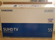 Samsung ks8500 4k super ultra hd curve .55 inches  للبيع