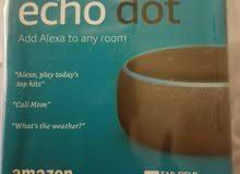 //Alexa echo dot's
