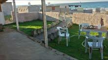 استراحة متكاملة مطلة على شط البحر مصيف القره بوللي للايجار اليومي
